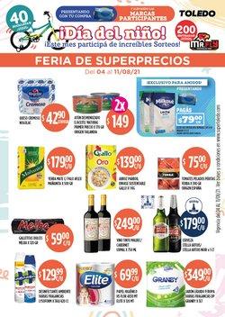 Ofertas de Supermercados Toledo en el catálogo de Supermercados Toledo ( Publicado ayer)
