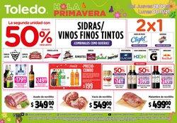Catálogo Supermercados Toledo ( Publicado hoy)