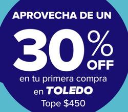 Cupón Supermercados Toledo ( Caduca mañana )