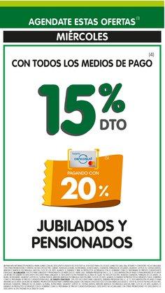 Catálogo Jumbo en San Martín ( Caduca hoy )