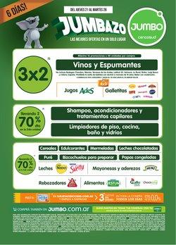 Catálogo Jumbo en Guaymallén ( Caduca hoy )