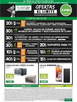 Ofertas de Samsung en el catálogo de Jumbo ( Vence mañana)