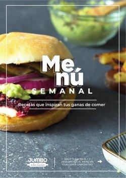 Ofertas de Hiper-Supermercados en el catálogo de Jumbo ( Vence mañana)