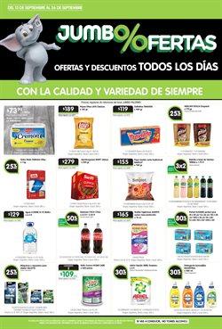 Ofertas de Hiper-Supermercados en el catálogo de Jumbo ( 10 días más)