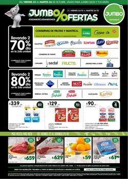 Ofertas de Jumbo en el catálogo de Jumbo ( Publicado ayer)