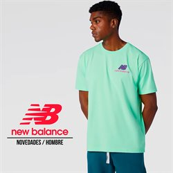 Ofertas de New Balance en el catálogo de New Balance ( Más de un mes)