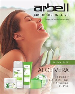 Ofertas de Perfumería y Maquillaje en el catálogo de Arbell en Bernal ( Más de un mes )