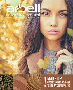 Ofertas de Perfumería y Maquillaje en el catálogo de Arbell ( 20 días más)