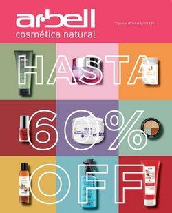 Ofertas de Perfumería y Maquillaje en el catálogo de Arbell ( Más de un mes)