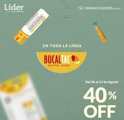 Cupón Farmacias Líder en San Martín ( Publicado hoy )