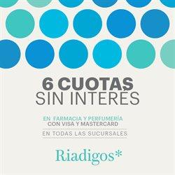 Ofertas de Perfumería y Maquillaje en el catálogo de Riadigos en Mar del Plata ( Publicado ayer )