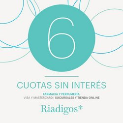 Ofertas de Riadigos en el catálogo de Riadigos ( Más de un mes)