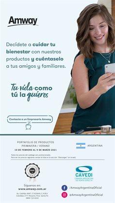 Ofertas de Córdoba en Amway