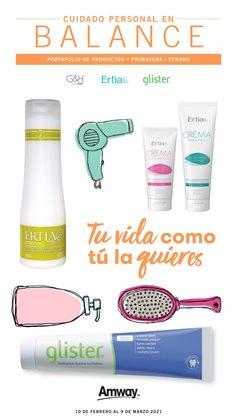 Ofertas de Perfumería y Maquillaje en el catálogo de Amway en Morón ( 5 días más )