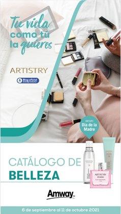 Ofertas de Farmacias y Ópticas en el catálogo de Amway ( 18 días más)