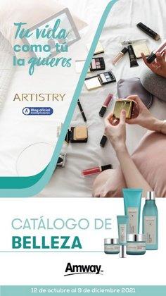 Ofertas de Farmacias y Ópticas en el catálogo de Amway ( Más de un mes)