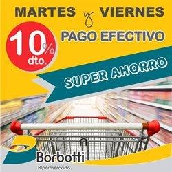 Catálogo Borbotti Hipermercado ( 10 días más )