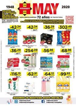 Ofertas de Hiper-Supermercados en el catálogo de Hiper May ( Vence mañana)