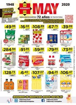 Ofertas de Hiper-Supermercados en el catálogo de Hiper May ( Vence hoy)