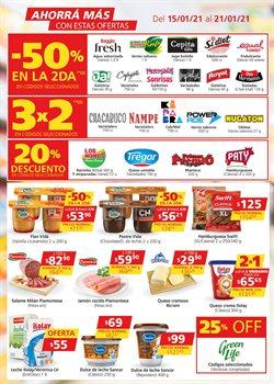 Ofertas de Queso crema en Supermercados Aiello