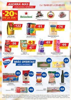 Ofertas de Arcor en Supermercados Aiello