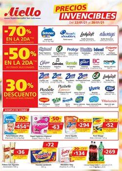 Catálogo Supermercados Aiello en Banfield ( 2 días más )