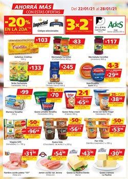 Ofertas de Quesos en Supermercados Aiello