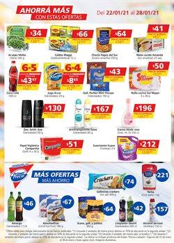 Ofertas de Suave en Supermercados Aiello