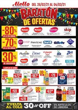 Ofertas de Knorr en Supermercados Aiello