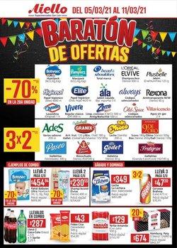 Ofertas de Coca-Cola en Supermercados Aiello
