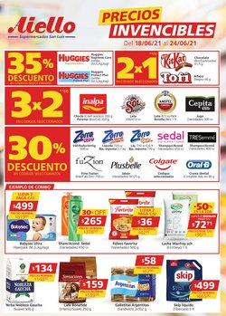 Catálogo Supermercados Aiello ( Vence mañana)