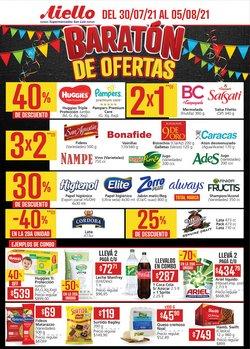 Catálogo Supermercados Aiello ( 2 días más)