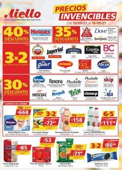 Catálogo Supermercados Aiello ( Vence hoy)