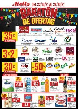 Catálogo Supermercados Aiello ( 3 días más)