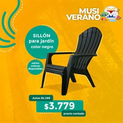 Ofertas de Electrónica y Electrodomésticos en el catálogo de Musicalisimo en Necochea ( Más de un mes )