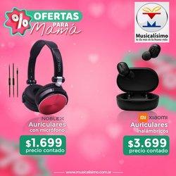 Ofertas de Musicalisimo en el catálogo de Musicalisimo ( 3 días más)