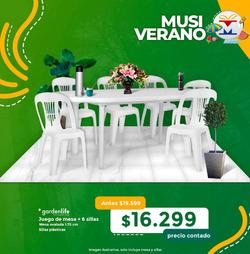 Cupón Musicalisimo en San Miguel de Tucumán ( Caduca mañana )
