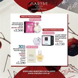 Catálogo Marybe Perfumerías ( Caducado )