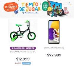 Ofertas de Samsung en el catálogo de Casa Luis Chemes ( Publicado hoy)