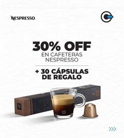 Ofertas de Nespresso en el catálogo de Casa Luis Chemes ( 11 días más)
