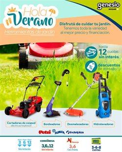 Ofertas de Ferreterías y Jardín en el catálogo de Genesio Hogar en Gregorio de Laferrere ( 4 días más )