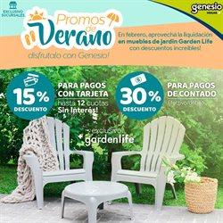 Ofertas de Muebles y Decoración en el catálogo de Genesio Hogar en Martínez ( Caduca mañana )