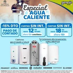 Ofertas de Electrónica y Electrodomésticos en el catálogo de Genesio Hogar ( 6 días más)