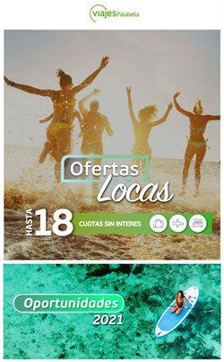 Ofertas de Viajes en el catálogo de Falabella Viajes en Avellaneda (Buenos Aires) ( Caduca mañana )