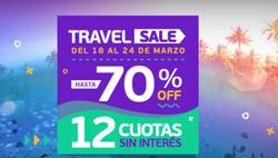 Ofertas de Falabella Viajes  en el folleto de Microcentro