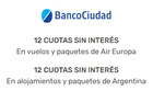 Cupón Falabella Viajes en Castelar ( 2 días más )
