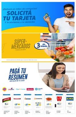 Ofertas de Bancos y Seguros en el catálogo de Tarjeta Credicash en Santiago del Estero ( Publicado ayer )