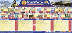 Ofertas de Gomez Pardo en el catálogo de Gomez Pardo ( Vence hoy)