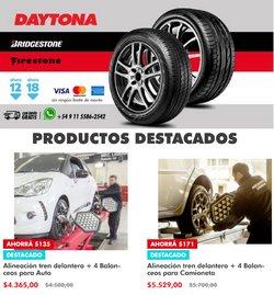 Ofertas de Autos, Motos y Repuestos en el catálogo de Daytona ( 7 días más)