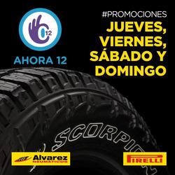 Ofertas de Alvarez Neumáticos  en el folleto de Bahía Blanca
